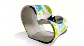 Sit and Fall in Love with the Lovely MY HEART Chair
