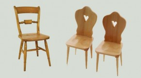 20 Fascinating Pine Chairs for your Home