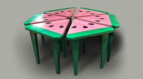 Slice Chair: A Quirky and Juicy Chair for Your Kid's Space