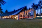 Ultramodern Theme Revealed in Villa Sapi in Indonesia