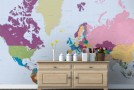 Wallpapered Offers Beautiful Wall Decors for the Home