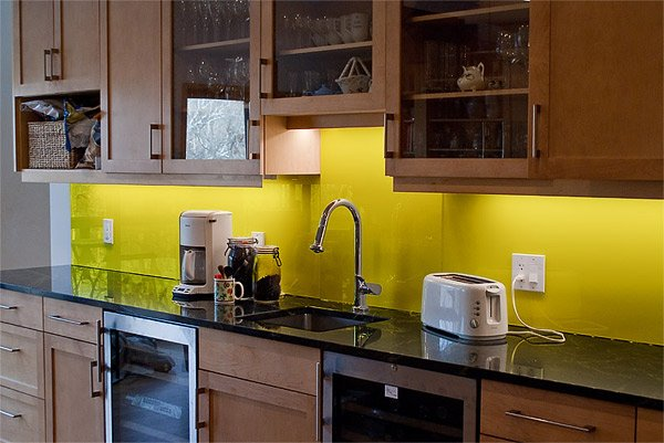 your kitchen with 20 glass back painted backsplash home design lover