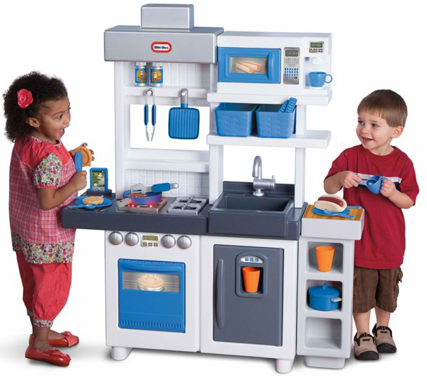 Little Tyke Kitchen Set: 20 Play Kitchens To Make Chef Pretend Play More Fun And