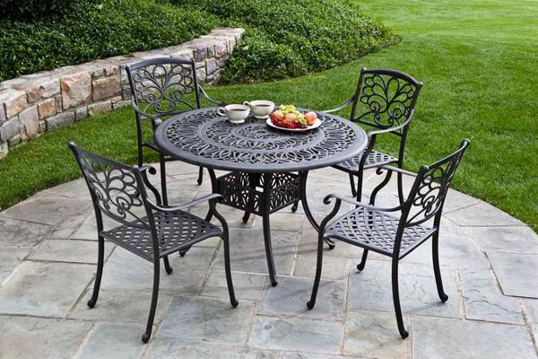 18. Surprising Metal Outdoor Furniture