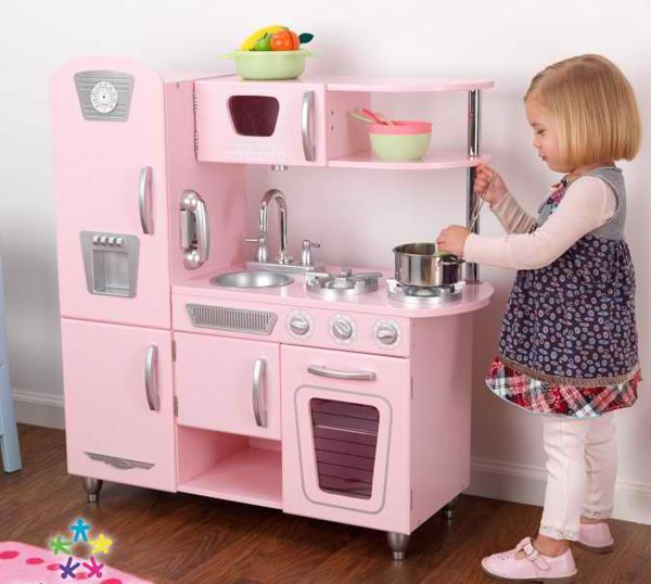 List deluxe 20 play kitchens to make chef fake play more a Realistic play kitchen