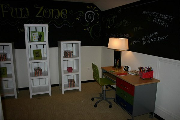 Do It Yourself Home Design: Home Design: 20 Functional And Cool Designs Of Study Rooms