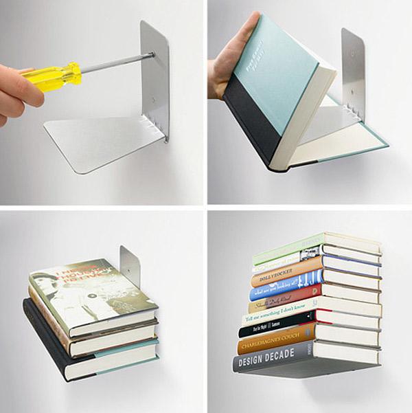 Как из книжки сделать полку