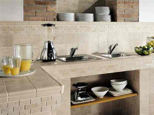 Pictures Of Simple Tile Kitchen Countertops Home Design Lover