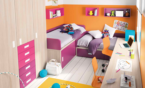 Grow With Your Bedrooms With The Kibuc Bedrooms For