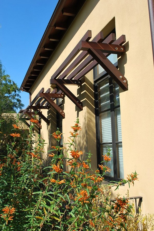Add Decors to your Exterior with 20 Awning Ideas | Home ...