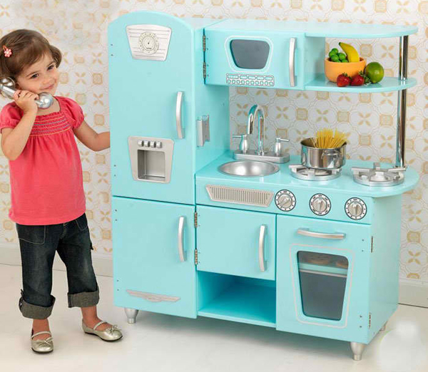 Play Kitchen Set 20 play kitchens to make chef pretend play more fun and realistic