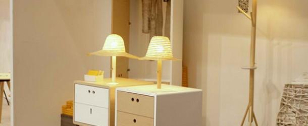 Anthropomorphic Furniture Portrays Humorous Human Characters