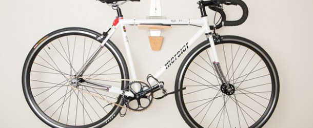 Keep Your Bike in Place at Home on a Statement Bike Rack