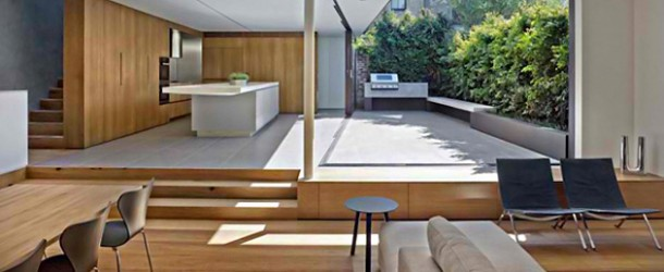 Amiable Balance in the Renovated Interiors of the Birchgrove House in Sydney, Australia