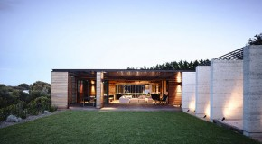 Elevated Residential House in Blairgowrie by Wolveridge Architects