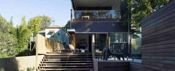Appealing Style and Design of the Bowler House in Queensland