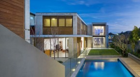 Environmental Balance Features in the Clovelly Residence in Sydney, Australia