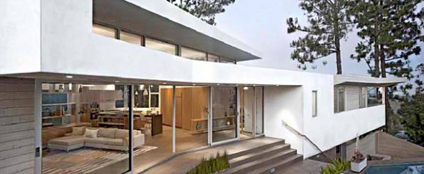 State-of-the-Art Innovation of the Deronda House in California