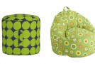 20 Styles of Green Bean Bag that will Cheer Up your Living Space