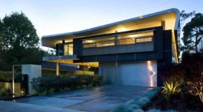 A Look at the Environmental Highlights of the Hover House II in Venice, California