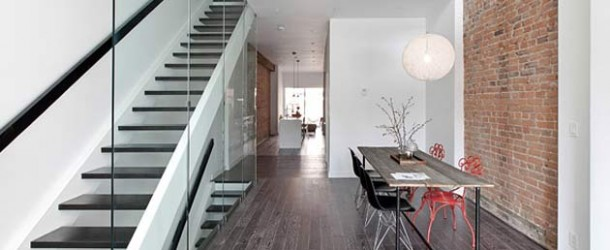 Modern Adaptation of the Lady Peel House in Toronto