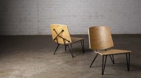 Gorgeous Handmade 5C Furniture Series by Levi Christiansen