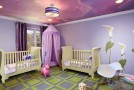20 Whimsical Ceiling Ideas of Nurseries and Toddler's Rooms