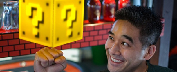 Go Fun and Geeky with The Question Block Lamp