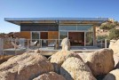 Sustainable Advantage in Rock Reach House in Palm Spring, California