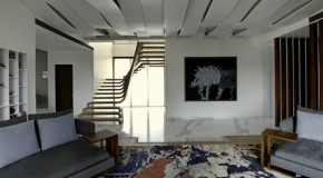 Enthralling Designs of the Interior in the SDM Apartment in Mumbai, India