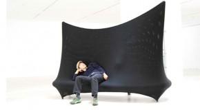 Is It a Wall or a Sofa? It is a Wallfa!