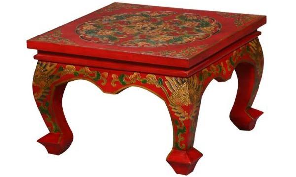 Red Tibetan