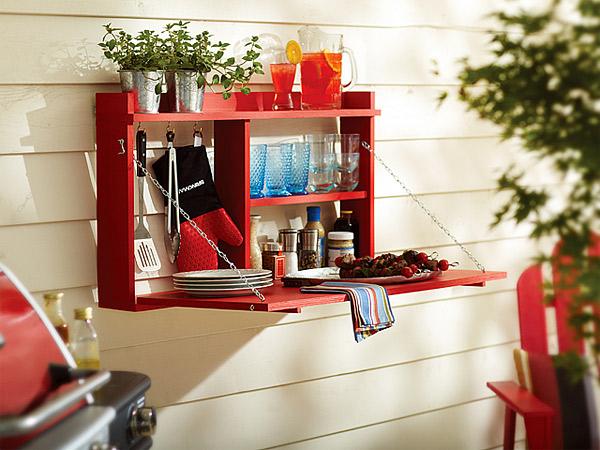 buffet cabinet DIY