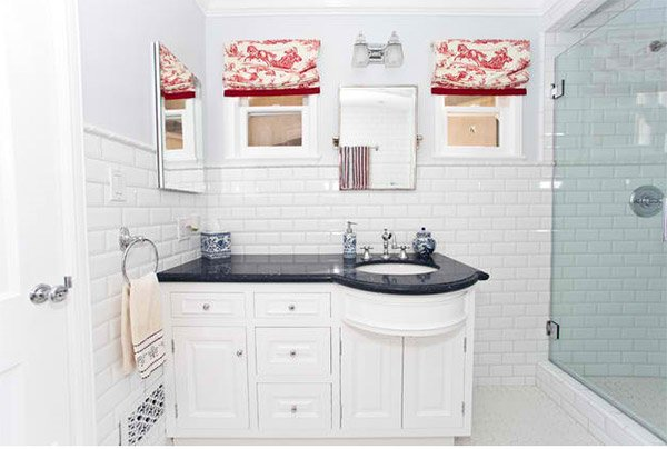 Bathroom Designs Using Subway Tile 20 beautiful bathrooms using subway tiles | home design lover