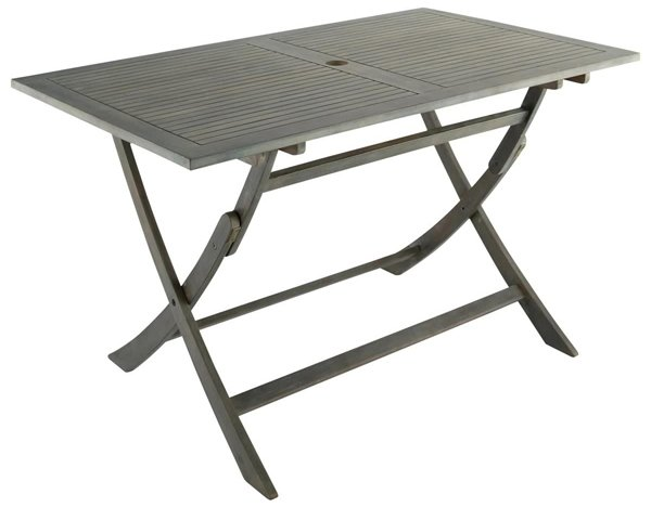 of rectangular folding outdoor dining tables home design lover