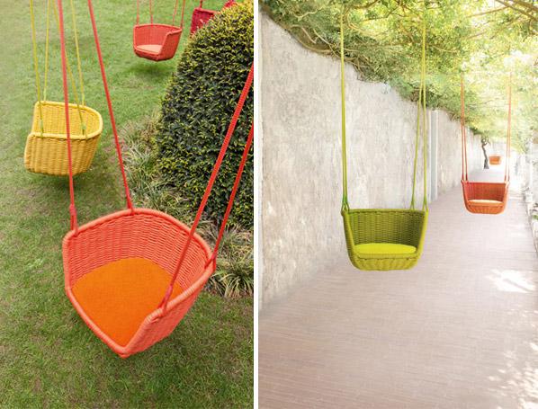 Adagio outdoor swing