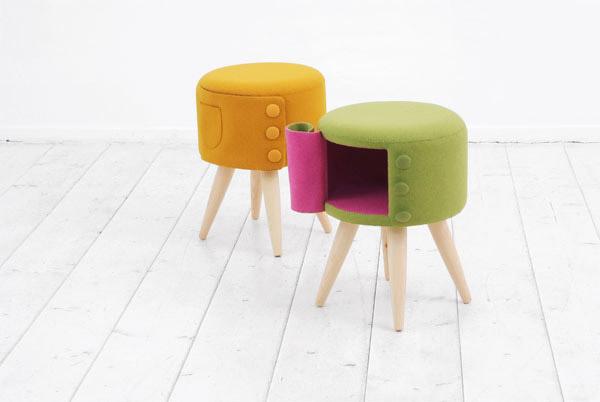 Colorful Furniture
