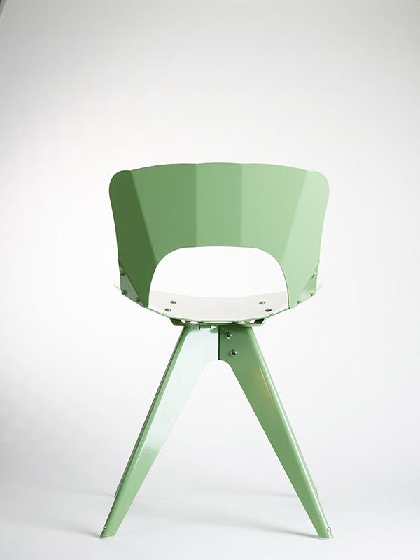 Geometric Chair design