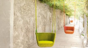 Swing Your Hearts Out in the Adagio Outdoor Swing