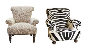 23 Classic Animal Print Living Room Furniture