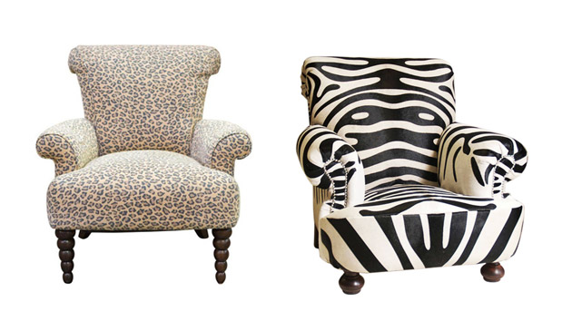 Animal print chairs living room animal print arm chairs 2017 most