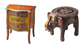 20 Fantastic Asian Furniture: Accent and Side Tables
