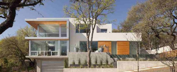 Eco-Smart Qualities of the City View Residence in Austin, Texas
