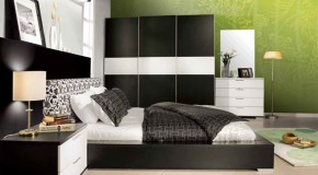 20 Sophisticated Full Beds in Black and White