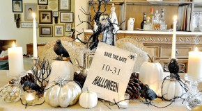 20 Astonishing Halloween Decors in the Dining Room