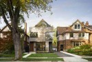 Natural and Smart Characteristic of Moore Park Residence in Toronto, Canada
