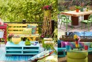 DIY Outdoor Furniture Ideas to Perk Up your Gardens