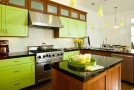 20 Flashy and Interesting Retro Italian Kitchen