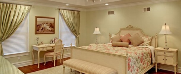 Before and After: Elegant French Country Master Suite Renovation