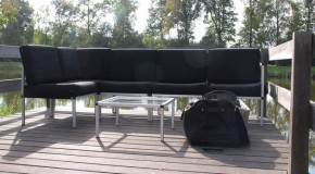 The Lounger: A Furniture that Fits in a Bag